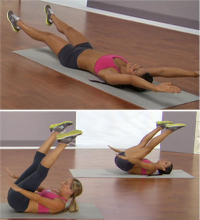 ab workouts the best moves for a flat stomach  shape