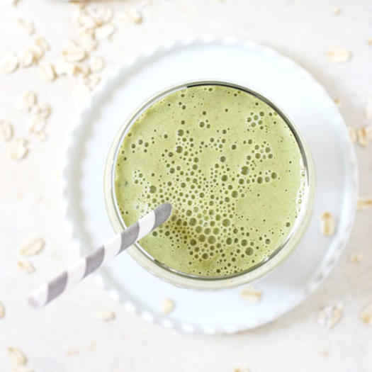 zucchini bread vegetable smoothie