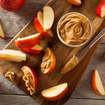 apple nut butter post workout snack