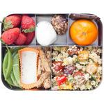 greek salad bento box idea