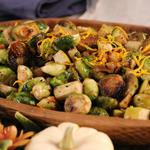 keto thanksgiving recipe brussels sprouts
