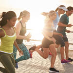 Get competitive to stay motivated to lose weight