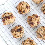 healthy holiday trail mix cookies recipe