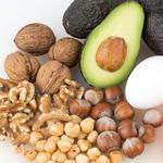 Healthy high protein healthy fat snacks