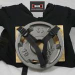 homemade weight vest