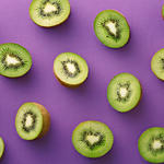 healthy foods for skin and hair kiwi fruit