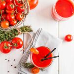 low-sodium tomato juice healthy drinks
