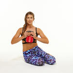 kettlebell sit-up obliques exercise