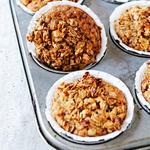 healthy oatmeal muffins recipe