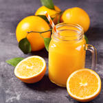 orange juice healthy drink option