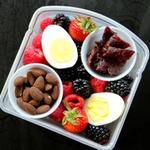 Paleo Breakfast Bento box idea