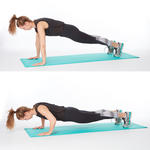 push-up best exercise for women