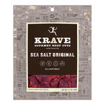 sea salt original krave healthy jerkey