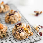 Holiday Harvest Oatmeal Cookies
