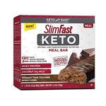 slimfast keto protein meal bars