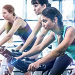 spin class competition motivation tips