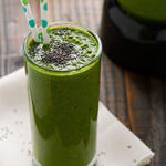 superfood green smoothie low sugar
