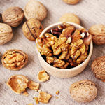 walnuts as a healthy food good for skin