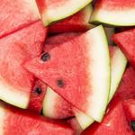 watermelon anti belly bloat food