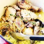 whole 30 recipe for coconut milk chicken