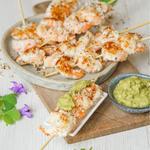 whole 30 recipe AIP Paleo Coconut Shrimp