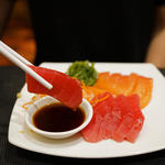 sushi and soy sauce worst foods to eat
