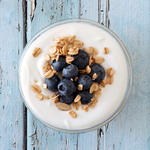 yogurt food good for your skin