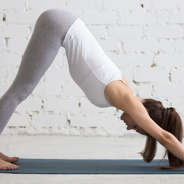 back pain relief with yoga and acupuncture  shape magazine
