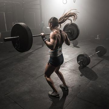 the best weight lifting workout playlist  shape magazine