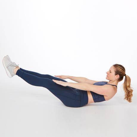 easy abs workout exercises for women