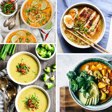 healthy whole 30 soup recipes