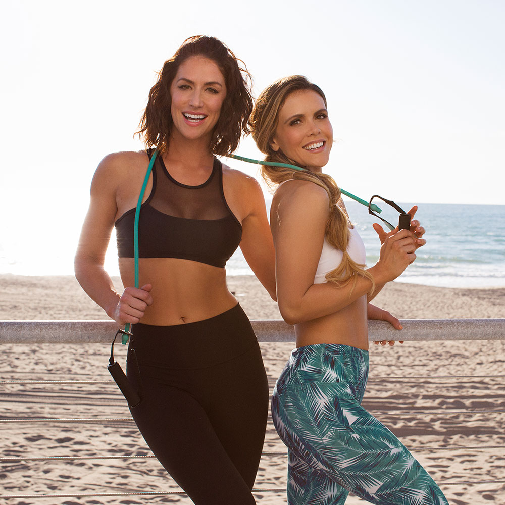 The 10-Minute Abs Workout Tone It Up's Karena and Katrina Swear By