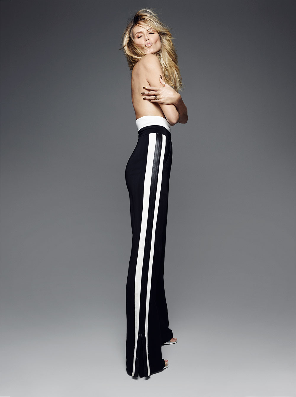 Heidi Klum Shape Magazine