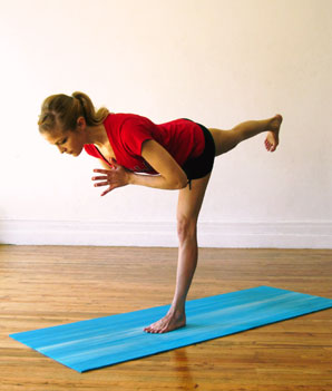 yoga poses for lean legs  shape magazine