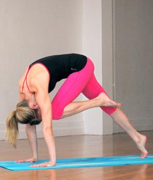 Is yoga fat burning