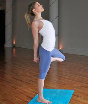yoga for more energy  shape magazine